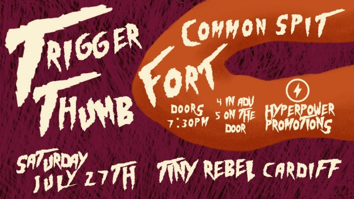 Trigger Thumb w/FORT and Common Spit