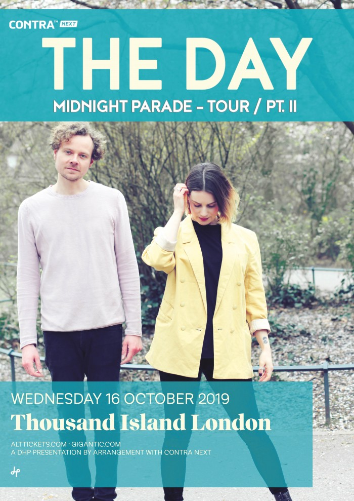 THE DAY - Midnight Parade Tour / Pt. II