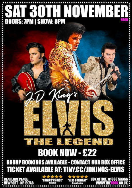 JD King's: Elvis The Legend