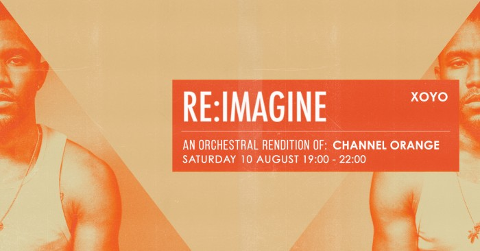 Orchestra Orange – A Live Rendition of Frank Ocean