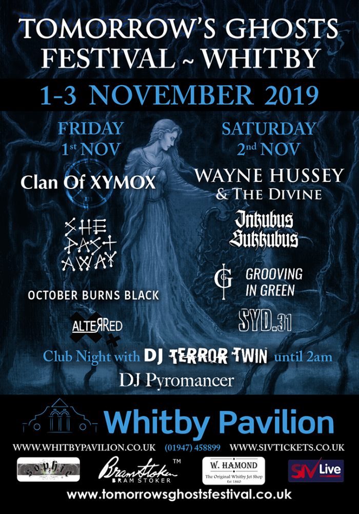 Tomorrow's Ghosts Festival - Weekend