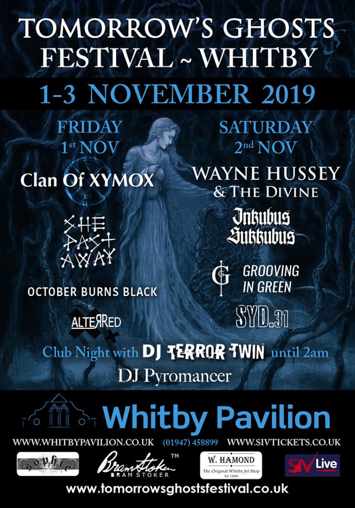 Tomorrow's Ghosts Festival - Saturday