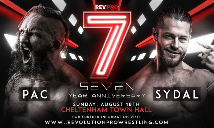 Revolution Pro Wrestling: 7 Year Anniversary Show