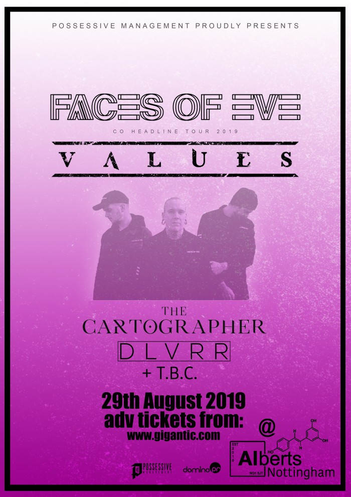Faces of Eve + Values