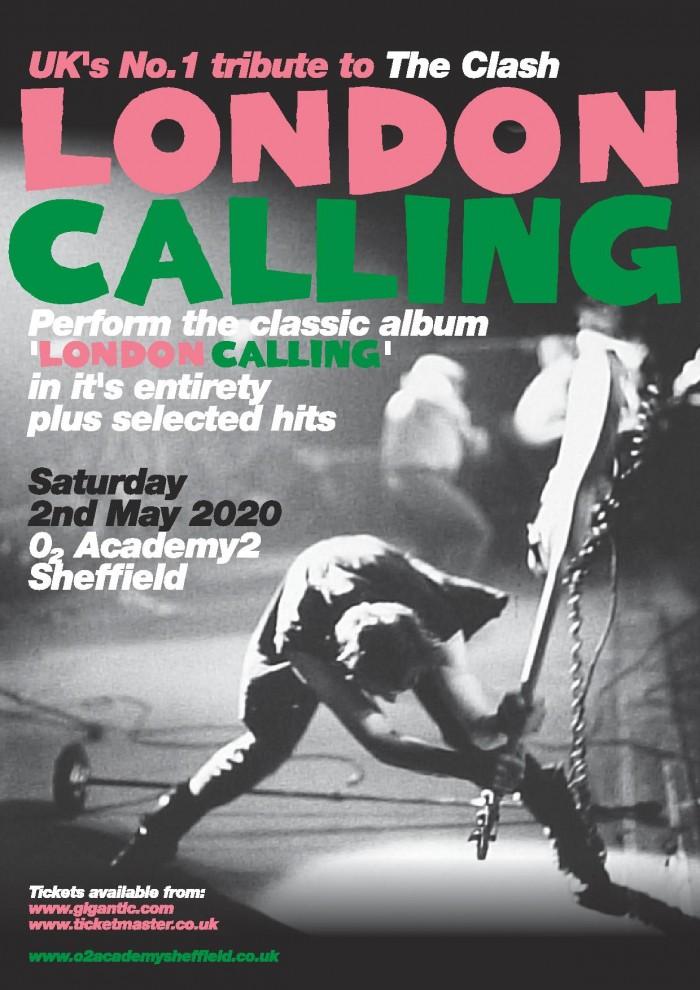 London Calling Album Celebration Show