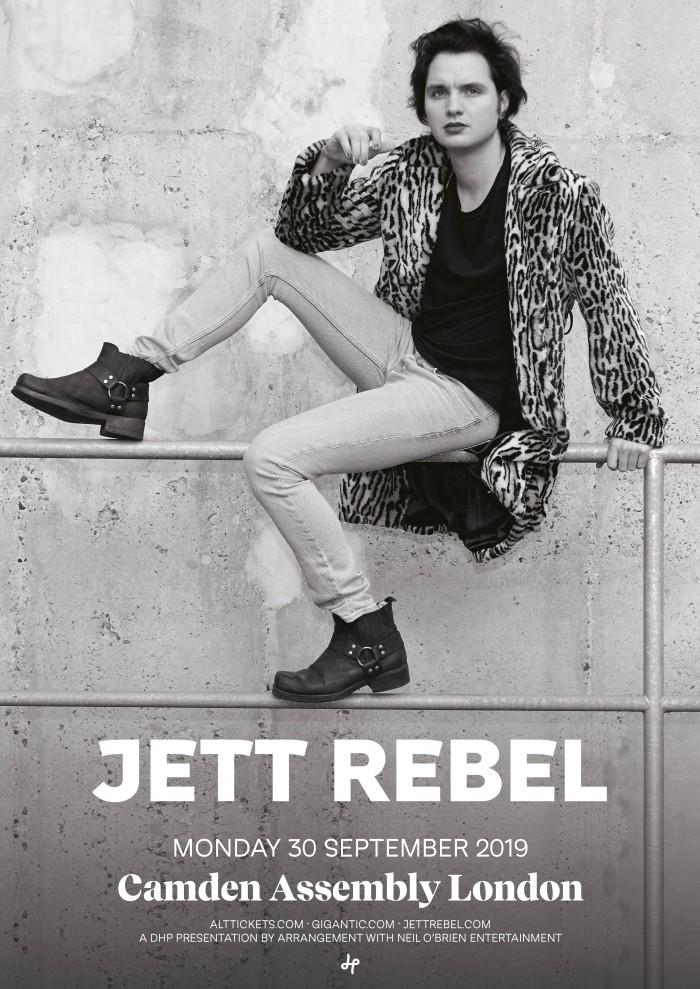 Jett Rebel