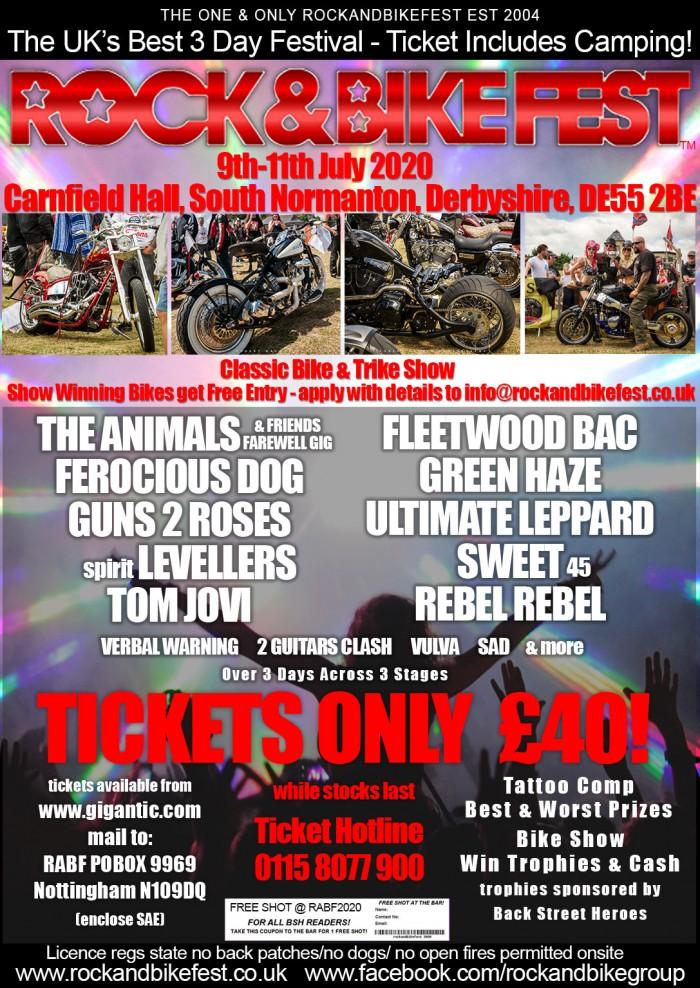Rock and Bike Fest 2021