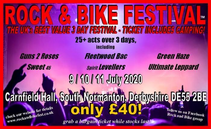 Rock and Bike Fest 2020
