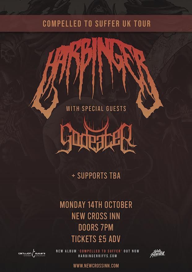 Harbinger + Godeater