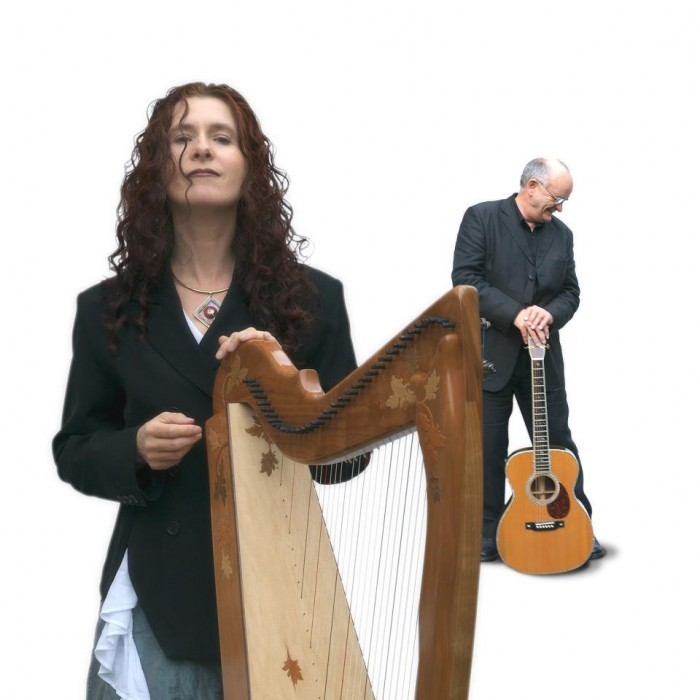 Maire Ni Chathasaigh and Chris Newman in Concert