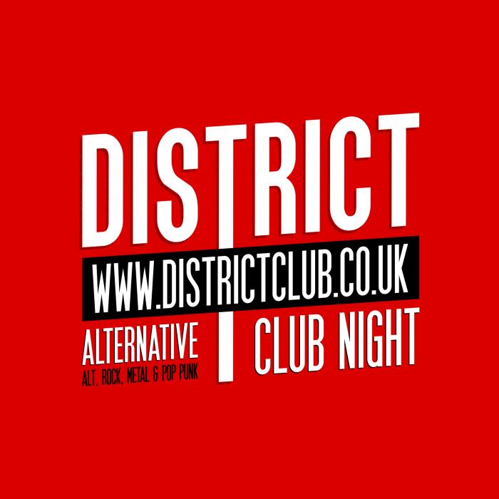 District Emo, Rock & Alt Club Night with Light Show