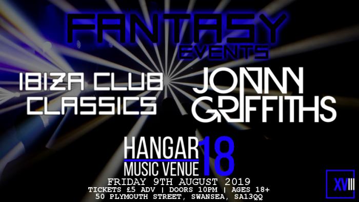 Fantasy Events presents: Ibiza Club Classics