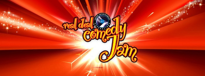 Real Deal Comedy Jam SCREAM OUT