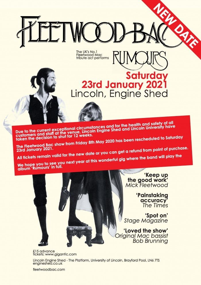 Fleetwood Bac perform 'Rumours'