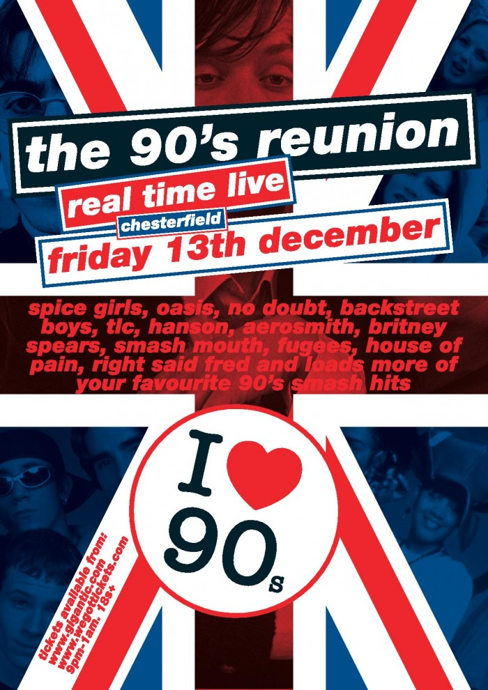 The 90s Reunion