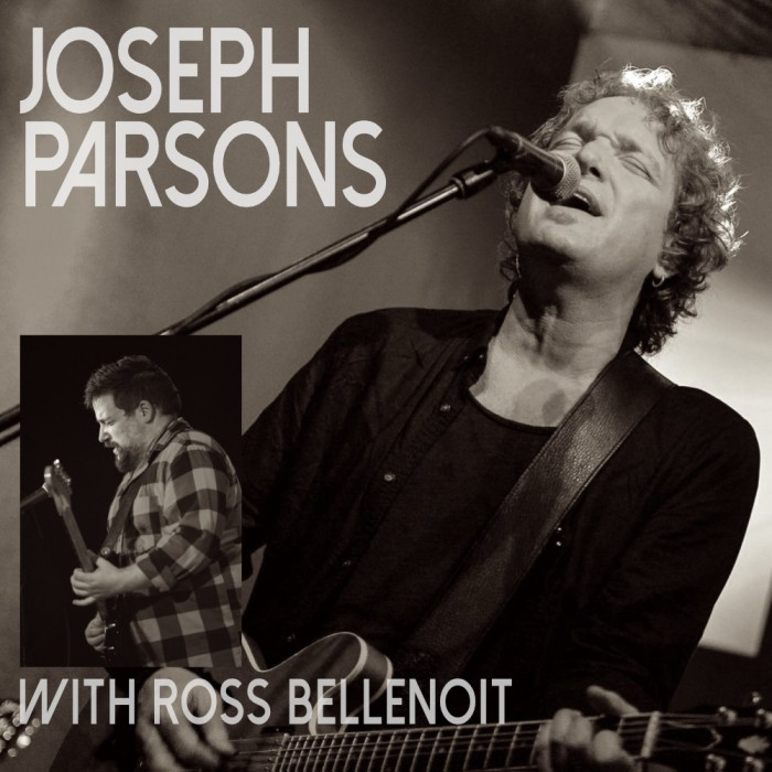 Joseph Parsons Duo with Ross Bellenoit @ The Bookhouse Sessions