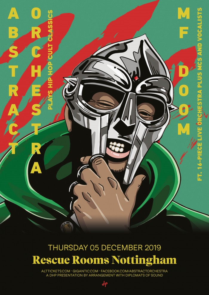 Abstract Orchestra Plays MF DOOM