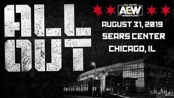 AEW ALL OUT WRESTLING