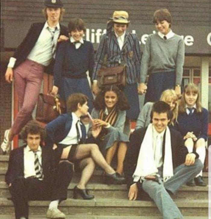 Rushcliffe School Reunion