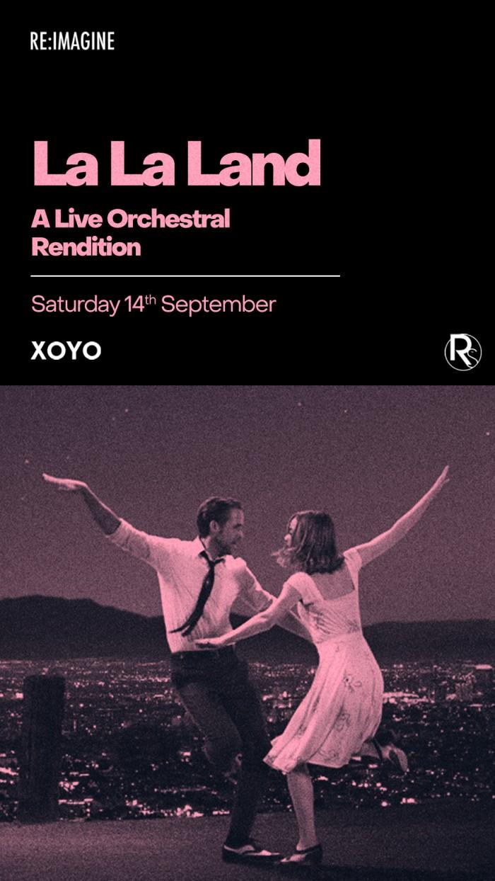 La La Land: A Live Orchestral Rendition