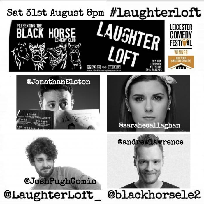 #laughterloft