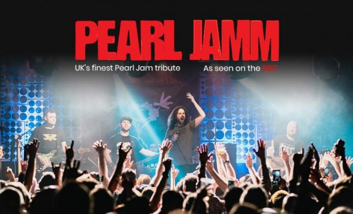 Pearl Jamm (Special guests, Alice in chains UK)