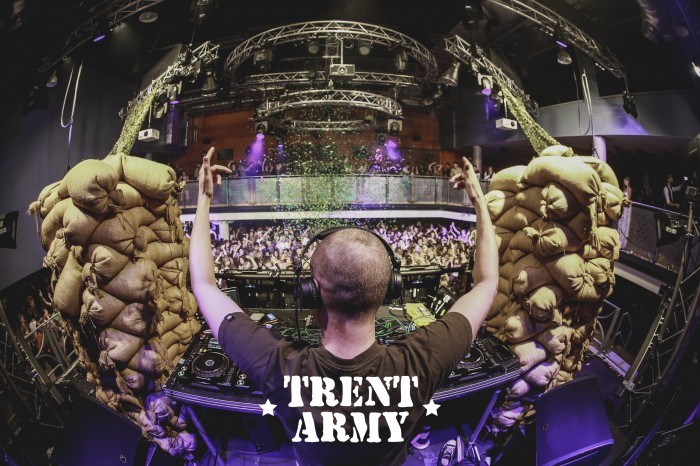 Refreshers Trent Army