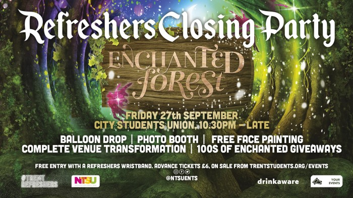 Refreshers Closing Party