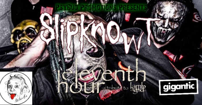 Slipknowt & Eleventh Hour followed by clubnight
