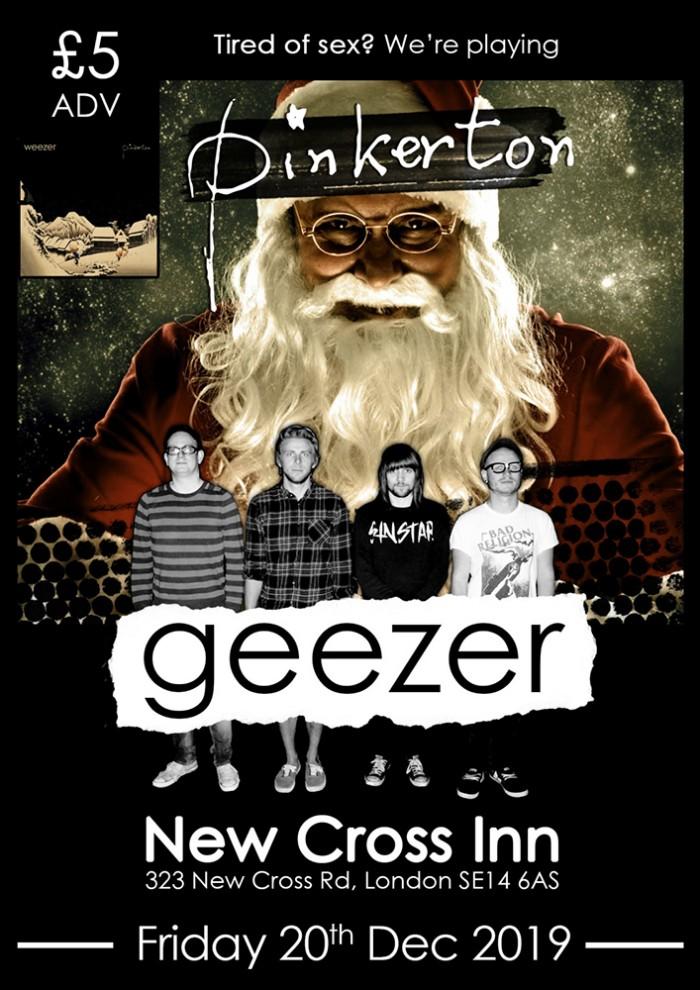 Geezer (Weezer Tribute) - Playing 'Pinkerton' In Full