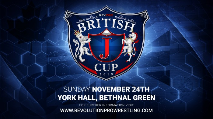 Revolution Pro Wrestling: British J Cup 2019