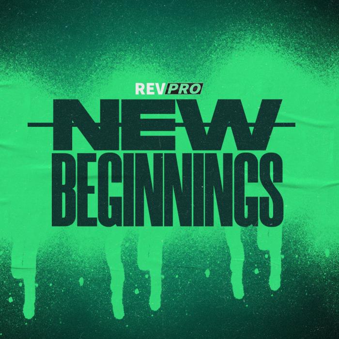 Revolution Pro New Beginnings 2019