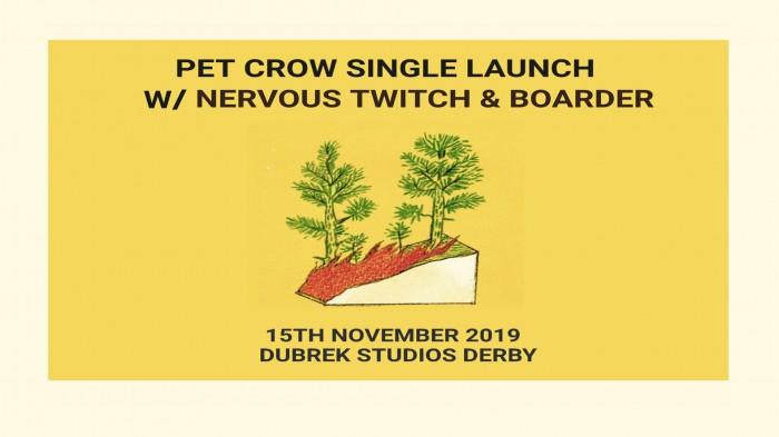 Pet Crow Single Launch