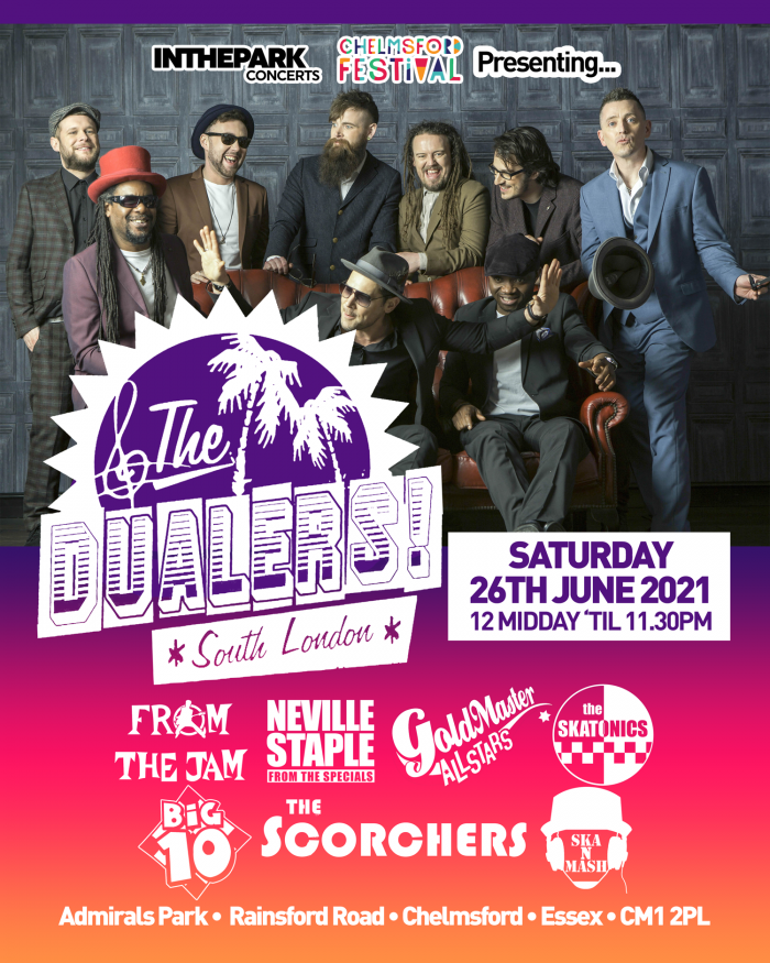 THE DUALERS,FROM THE JAM,NEVILLE STAPLE
