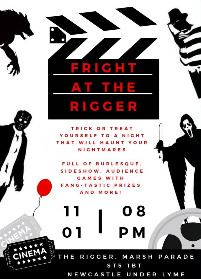 Fright Night - an evening of Burlesque and Sideshow