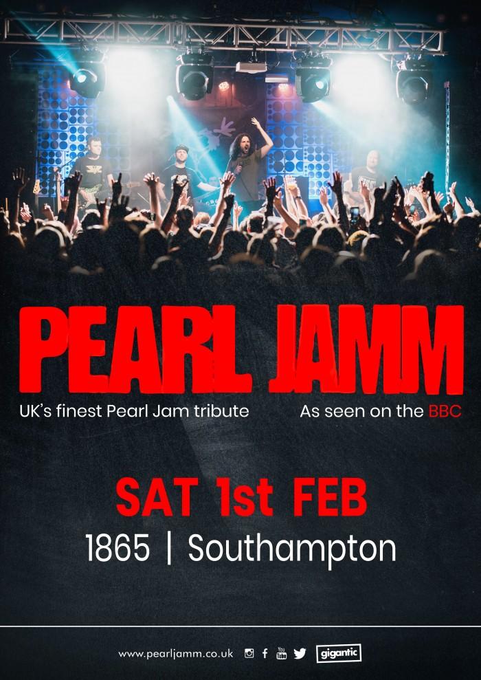 Pearl Jamm (Pearl Jam tribute)