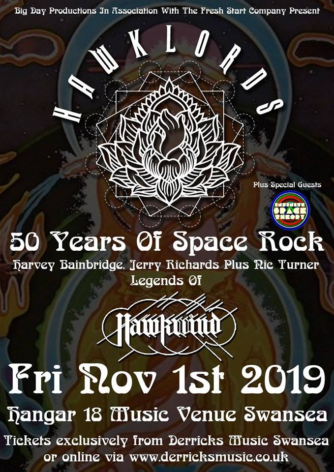Hawklords Live + Infinite Space Theory