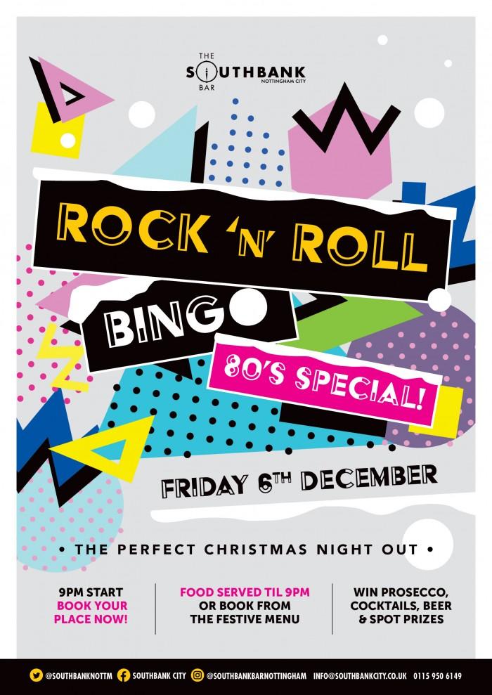 Rock n Roll Bingo