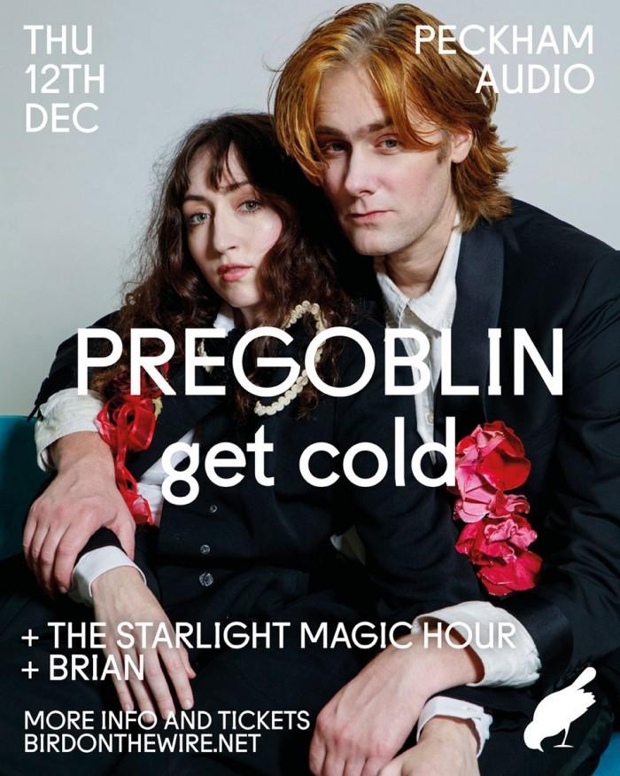 PREGOBLIN get cold