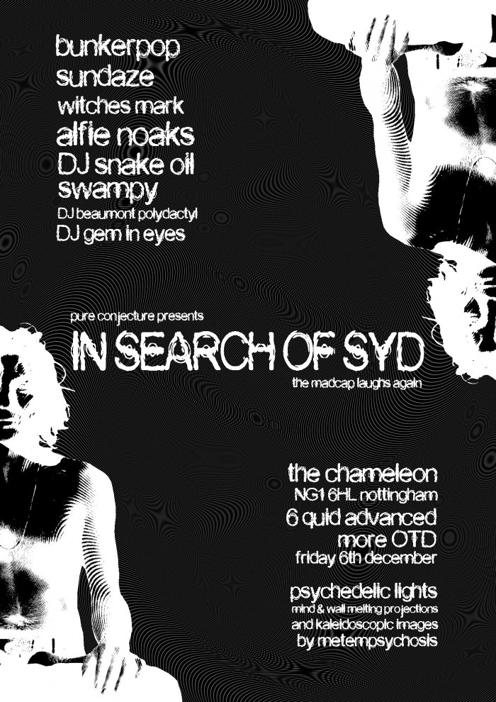 IN Search of SYD: 'The Madcap laughs again'