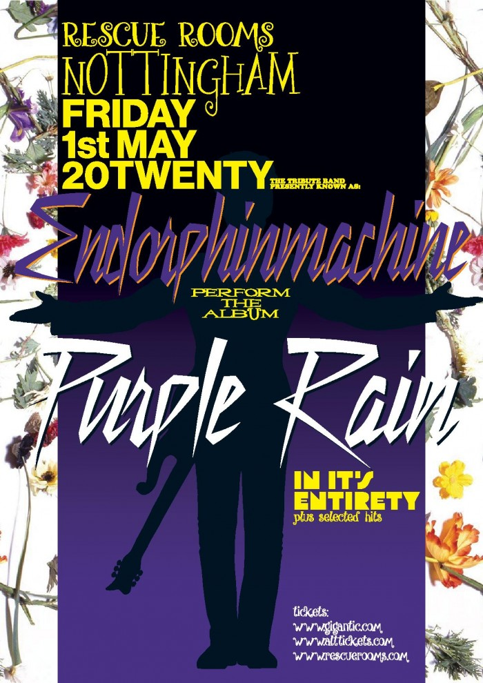 Endorphinemachine, Prince Tribute present PURPLE RAIN the album