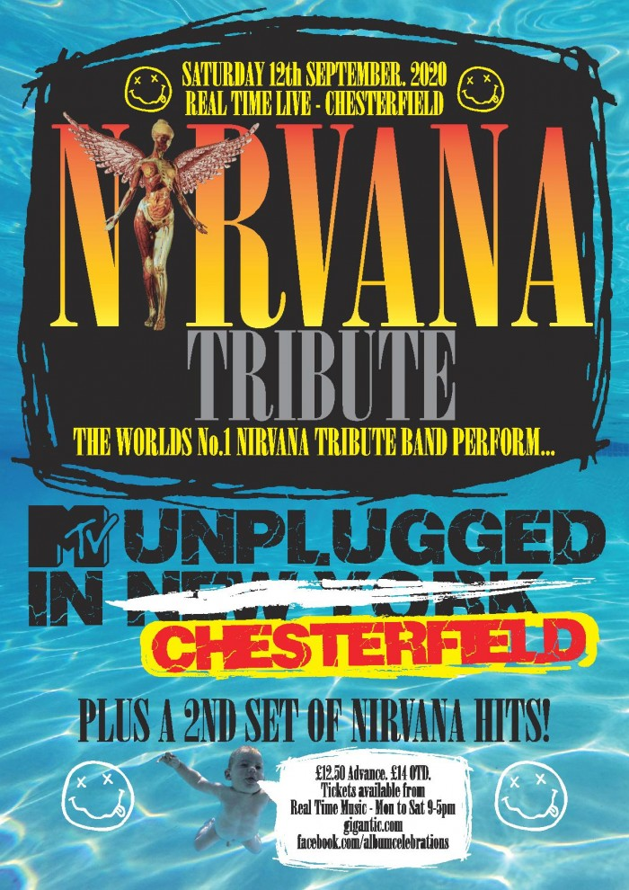 Nirvana Tribute perform MTV Unplugged In New York