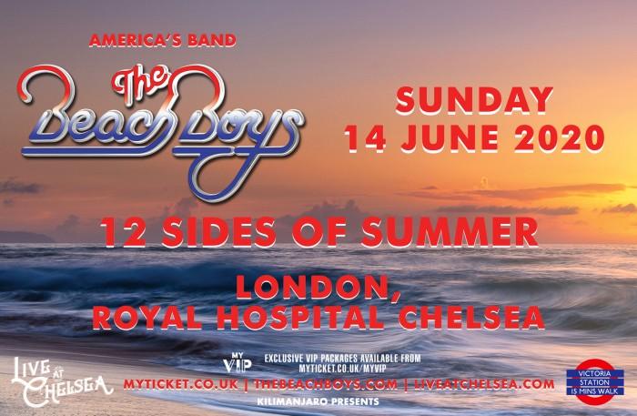 Live at Chelsea - The Beach Boys