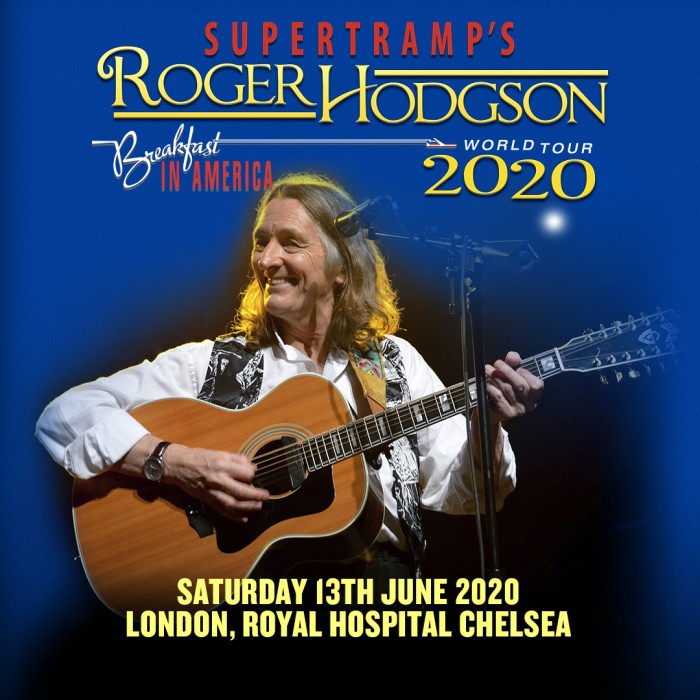 Live at Chelsea - Supertramps Roger Hodgson