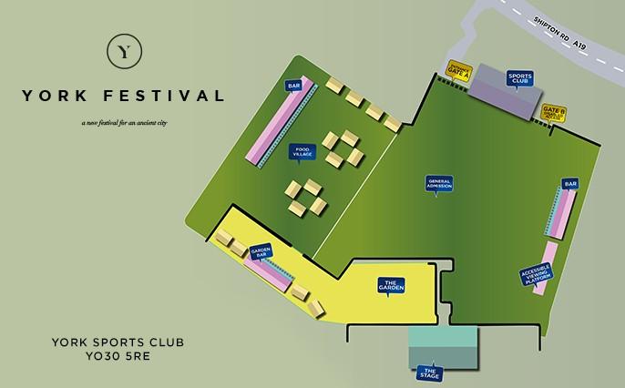 Madness - York Festival
