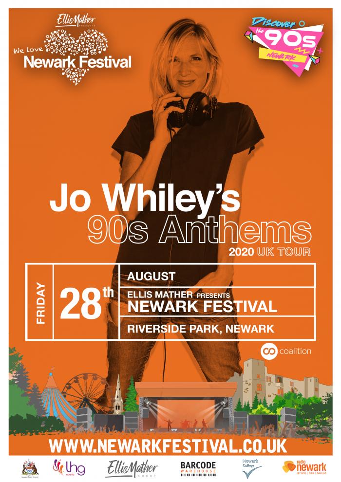 Newark Festival - Discover the 90s