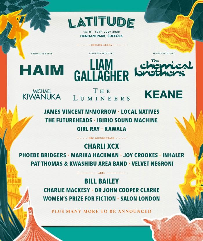 Latitude Festival 2020