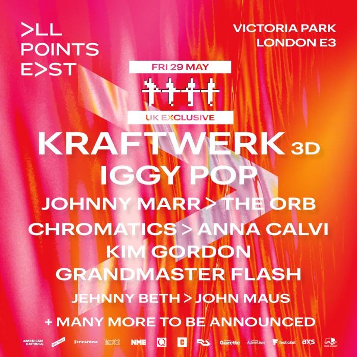 All Points East Festival: Kraftwerk