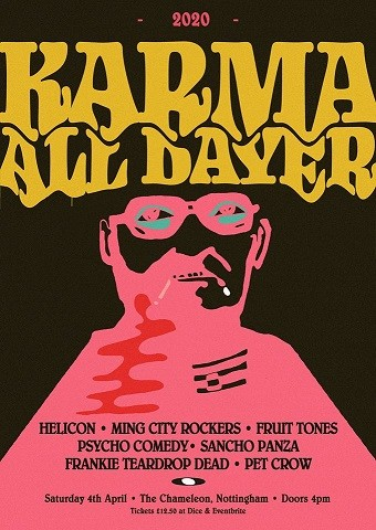 Karma All Dayer - Helicon