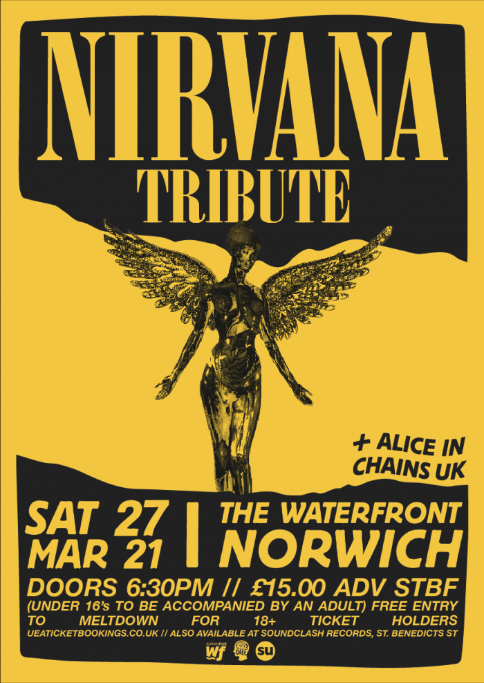 Nirvana Tribute UK